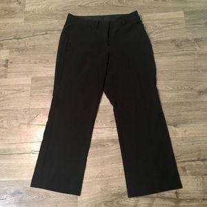 Black Dress Pants (Size 16R)